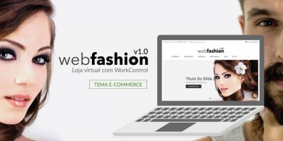 Webfashion E-commerce Theme