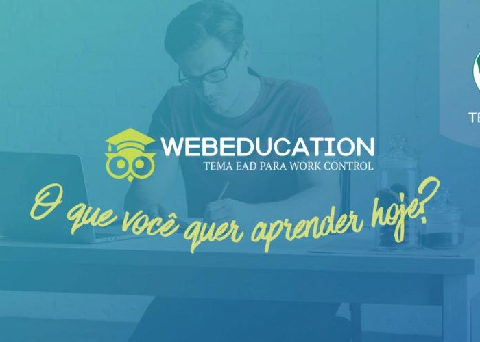 WebEducation Learning Theme