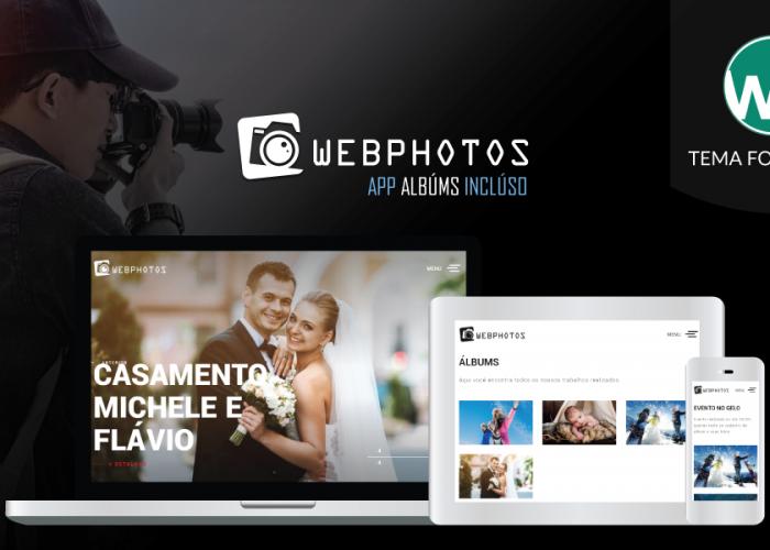 WebPhotos Photography Theme