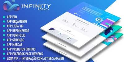 Infinity Agency Theme Work Control