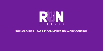 Run Fitness Theme E-commerce