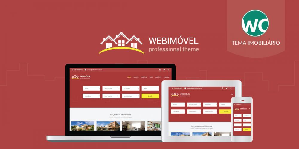 Webimóvel Real Estate Theme
