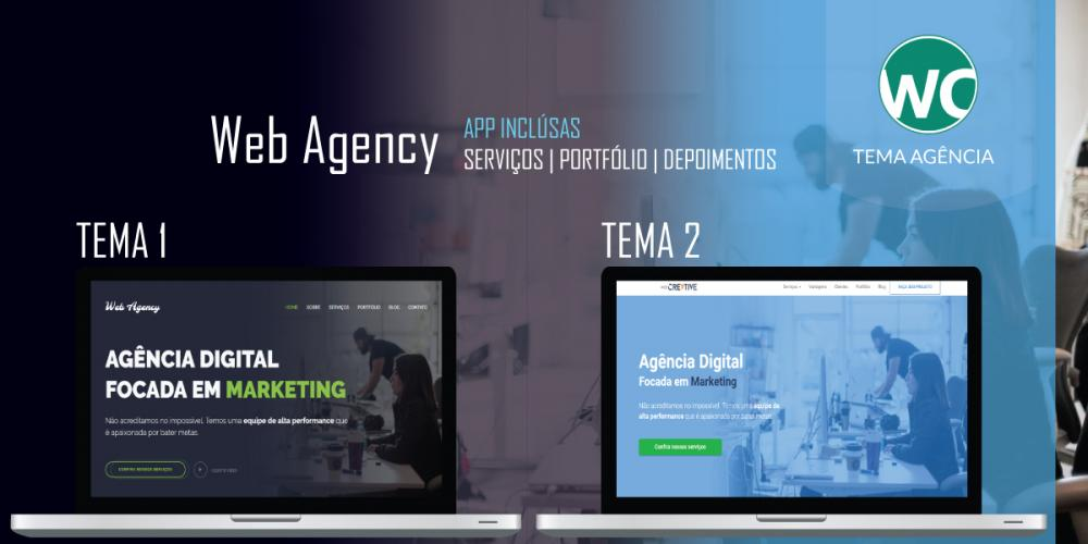 Webagency Agency Theme