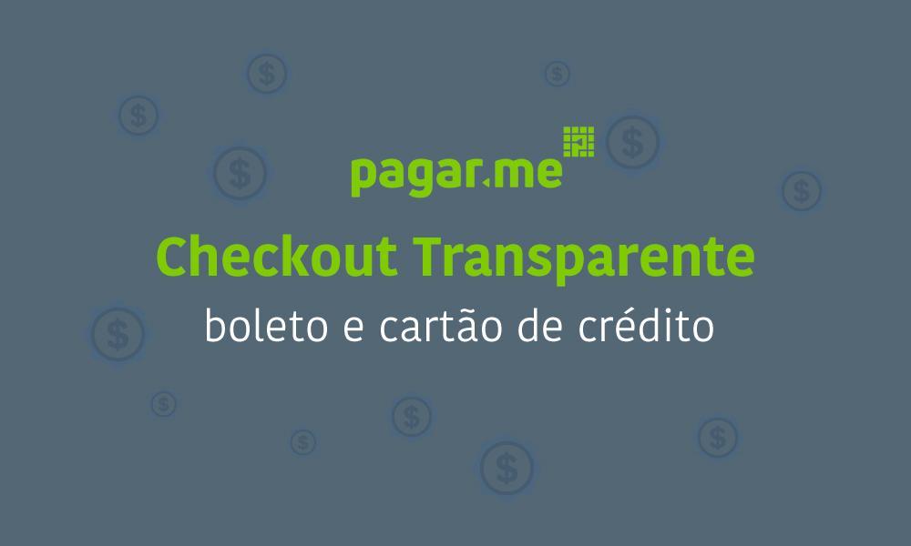 Integração Pagar.me E-commerce Work Control