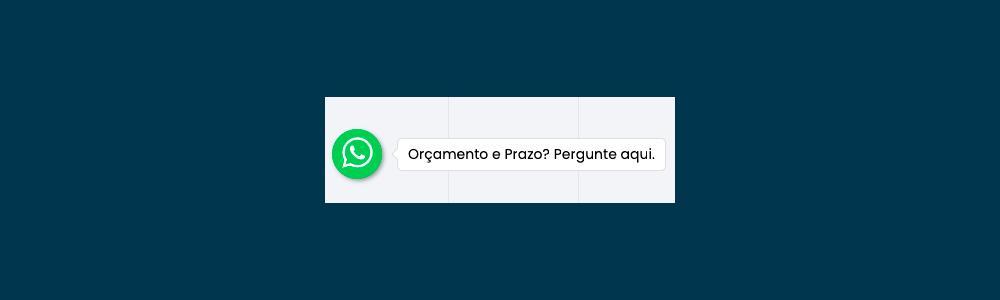 Crie seu próprio Botão Fixo com Mensagens para WhatsApp